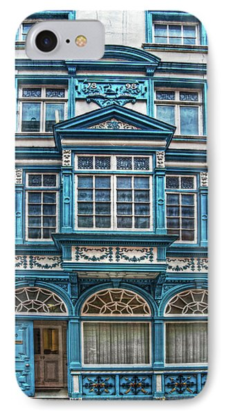 IPhone Case featuring the digital art Old Irish Architecture by Hanny Heim