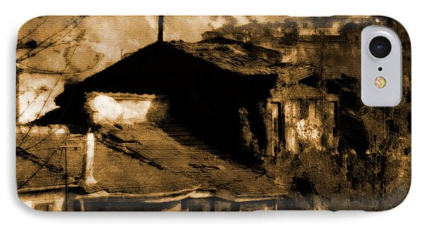 IPhone Case featuring the photograph Old Istanbul by Dariusz Gudowicz