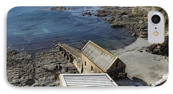 IPhone Case featuring the photograph Old Lifeboat Station by Brian Roscorla