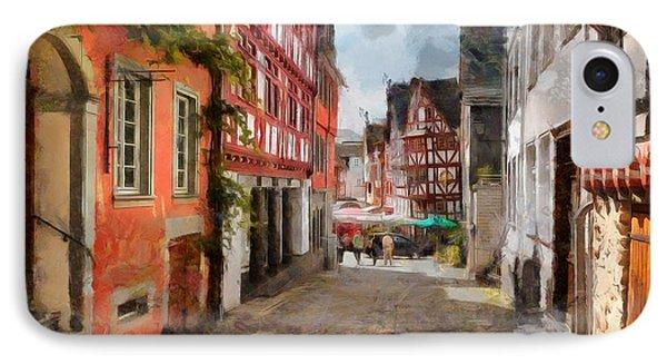 Old Limburg IPhone Case by Eva Lechner