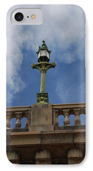 Old London Bridge - Az Phone Case by Carol  Eliassen