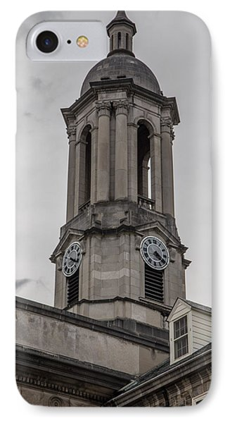 Old Main Penn State Clock  IPhone 7 Case