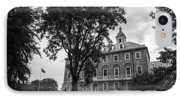 Old Main Penn State IPhone Case by John McGraw