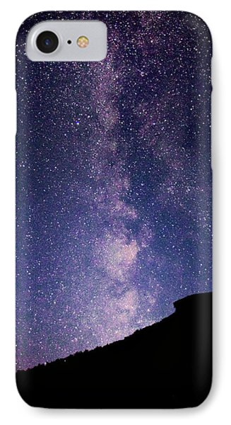 Old Man Milky Way Memorial IPhone Case by Robert Clifford