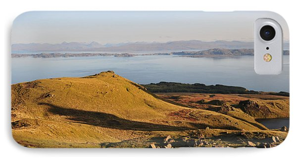 Old Man Of Storr Views IPhone Case by Nichola Denny