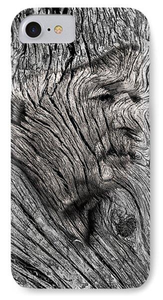 Old Man Tree Spirit IPhone Case by John Williams