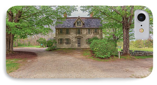 Old Manse Concord, Massachusetts IPhone Case