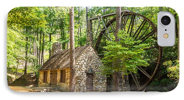 Old Mill At Berry College IPhone Case by Sussman Imaging