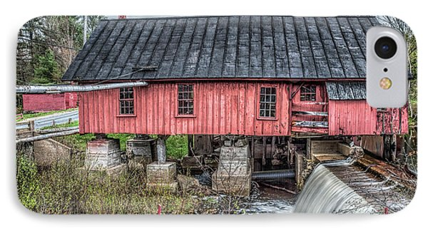 Old Mill Boards IPhone Case by Richard Bean