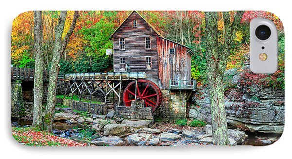 Old Mill IPhone Case by Emmanuel Panagiotakis