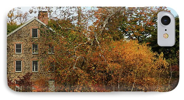 Old Mill In Autumn IPhone Case