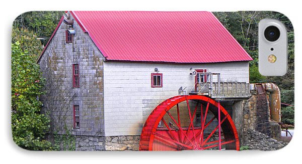Old Mill Of Guilford Squared IPhone Case by Sandi OReilly