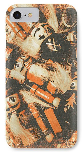 Old Nutcracker Infantry  IPhone Case