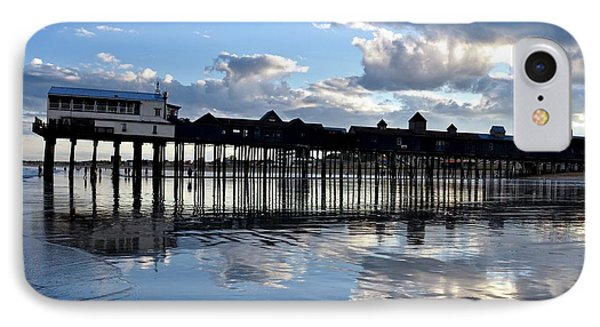 Old Orchard Beach Pier IPhone Case