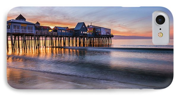 Old Orchard Beach IPhone Case by Thomas Schoeller