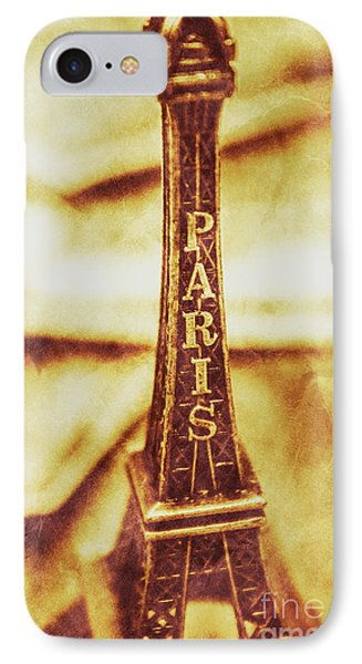 Old Paris Decor IPhone Case by Jorgo Photography - Wall Art Gallery