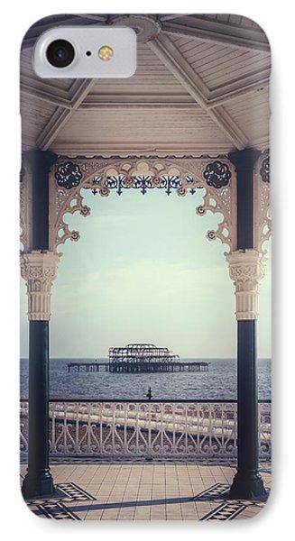 old pier Brighton IPhone Case by Joana Kruse