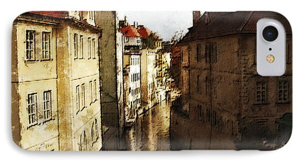 Old Prague Phone Case by Jo-Anne Gazo-McKim