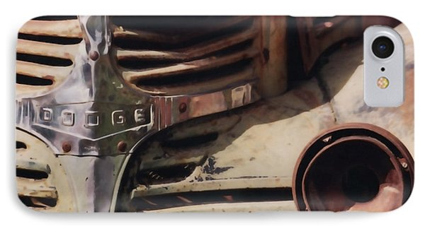 Old Ranch Truck Phone Case by Art Block Collections