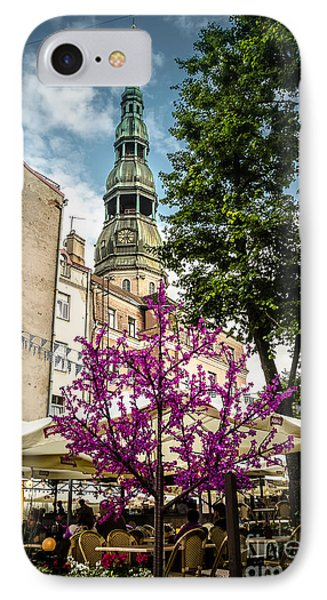 Old Riga IPhone Case by RicardMN Photography