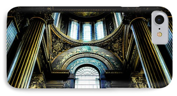 Old Royal Naval College 2 IPhone Case by Lexa Harpell