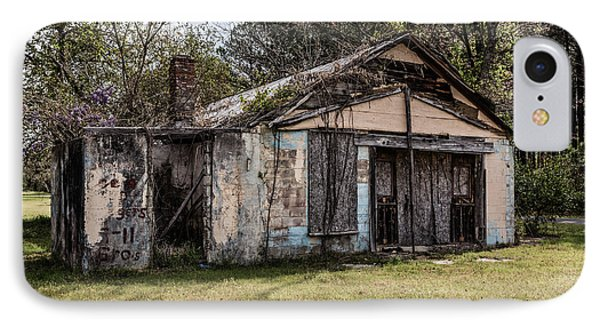 IPhone Case featuring the photograph Old Shack by Kim Hojnacki