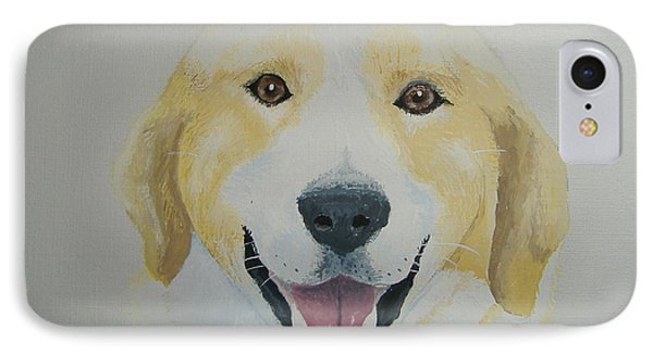 IPhone Case featuring the painting Old Shep by Norm Starks