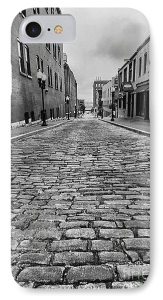 Old St. Louis Street IPhone Case by Scott Nelson