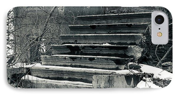 Old Stairs To Nowhere IPhone Case by Jeff Severson