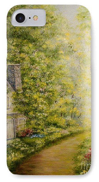 Old Stone Cottage IPhone Case