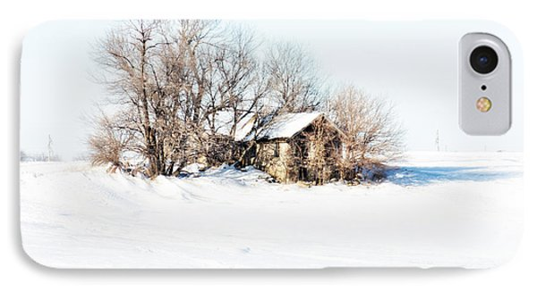 Old  Stone House Milford IPhone Case by Julie Hamilton