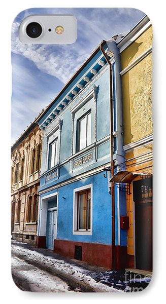 Old Streets IPhone Case by Gabriela Insuratelu
