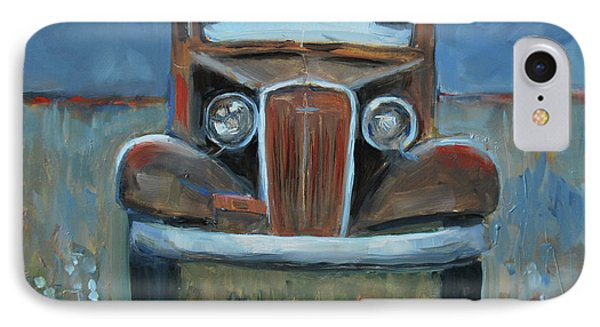 Old Timer IPhone Case by Billie Colson