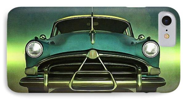 Old-timer Hudson Hornet IPhone Case