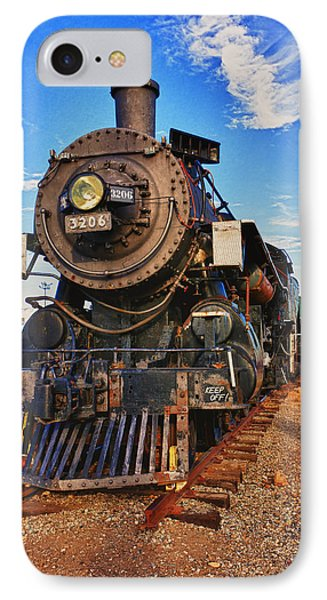Old Train Phone Case by Garry Gay