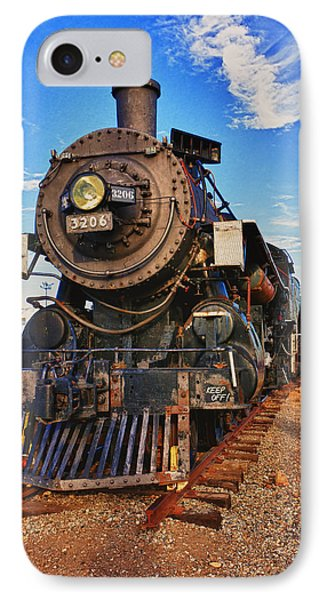 Old Train IPhone Case by Garry Gay