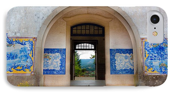 Old Train Station IPhone Case by Edgar Laureano