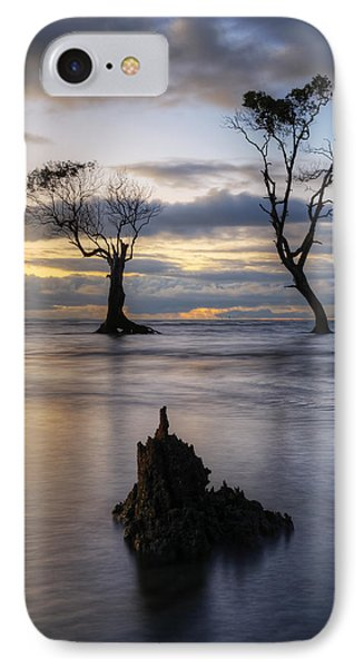 Old Trees IPhone Case by Robert Charity