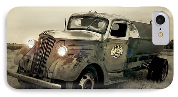 Old Water Truck IPhone Case