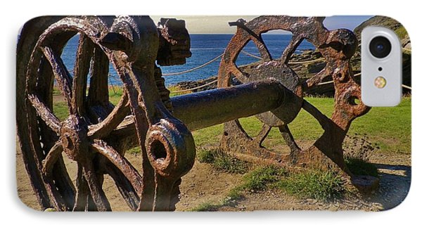 Old Winch Tintagel IPhone Case