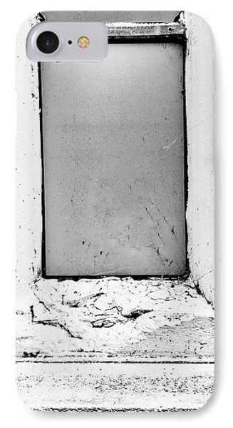 Old Window Ledge IPhone Case