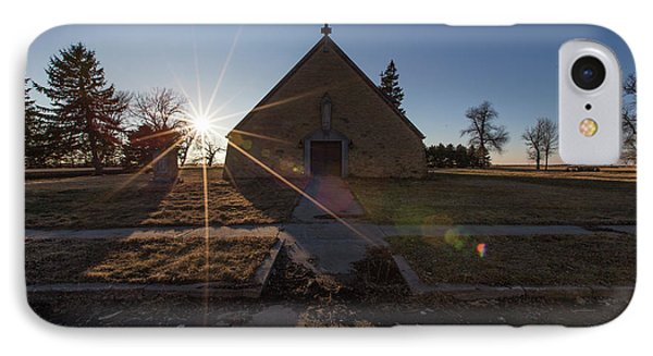 IPhone Case featuring the photograph Oldham, Sd by Aaron J Groen