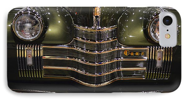 Olds Grille IPhone Case by Bill Dutting