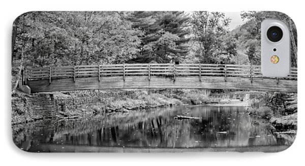 Ole Bull State Park - Bw IPhone Case