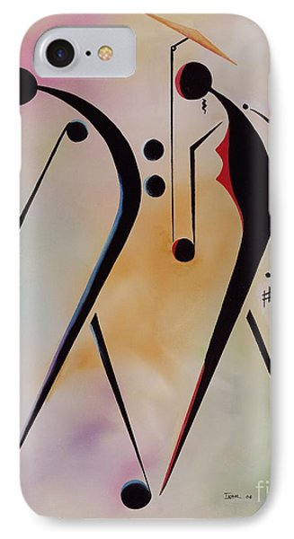 Ole Folks IPhone Case by Ikahl Beckford