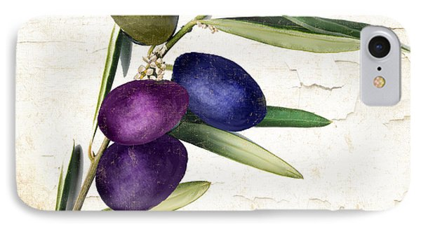 Olive Branch II IPhone Case