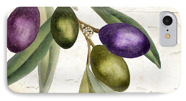 Olive Branch IIi IPhone Case by Mindy Sommers