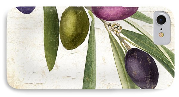 Olive Branch IPhone Case by Mindy Sommers