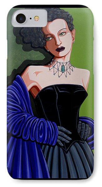 Olivia Phone Case by Tara Hutton