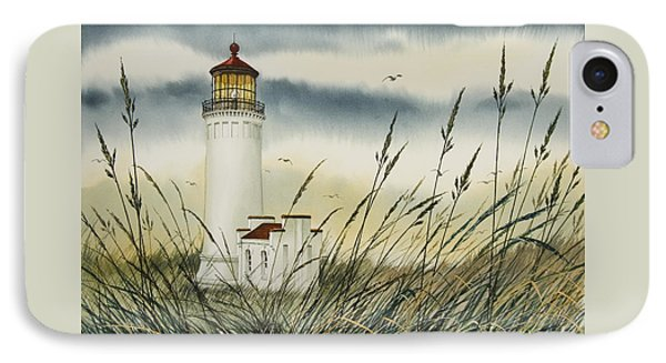 Olympic Coast Sentinel Phone Case by James Williamson